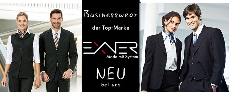Businesswear von Exner
