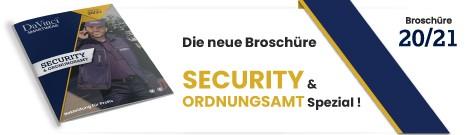 Security/Ordnungsamt-BROSCHÜRE 20/21