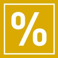 % Schnäppchen %