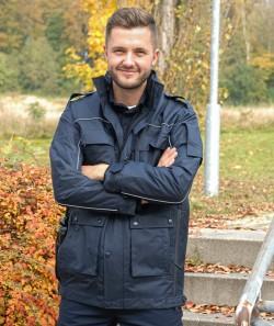 DaVinci Unisex Security Parka 5 STARS