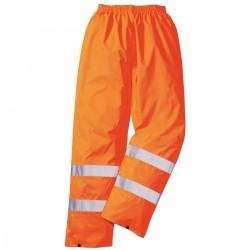 DaVinci Warnschutz-Hose Traffic GO/RT, orange