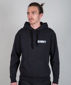 Unisex Hoodie SECURITY Premium inkl. Brust- & Rückendruck