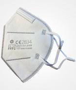 Atemschutzmaske Filterklasse FFP2, 40 Stück