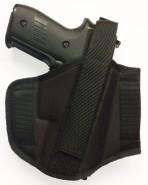 DASTA 202-5 Pistolenholster für Links- und Rechtshänder mit Reservemagazintasche