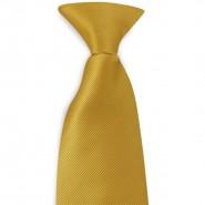 DaVinci Herren Clip-Krawatte POLYESTER REPP
