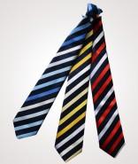 DaVinci Herren-Krawatte STREIFENDESIGN