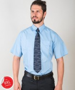 DaVinci Herren Security-Diensthemd CLASSIC, kurzarm / langarm