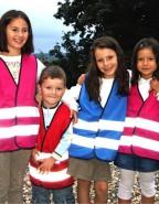 DaVinci Kinder-Warnweste, in vielen Farben