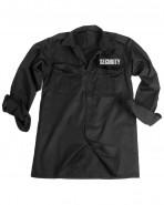 DaVinci Pilothemd inkl. SECURITY Brust- & Rückendruck, kurzarm / langarm