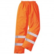 DaVinci Warnschutz-Hose Traffic GO/RT, orange
