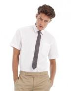 Diensthemd Exclusive, 100% Baumwolle, kurzarm / langarm, in vielen Farben