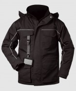 Feldtmann Unisex Thermo-Parka SECURITY