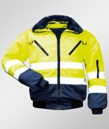 Feldtmann Warnschutz-Pilotenjacke NORWAY