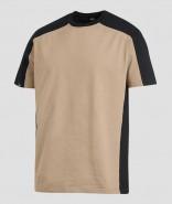 FHB Kontrast-T-Shirt MARC