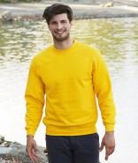Fruit of the Loom Unisex SECURITY Sweatshirt ohne Aufdruck