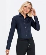 GREIFF Damen-Bluse MODERN 37.5 Slim Fit, langarm