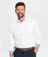 GREIFF Herren-Hemd PREMIUM Regular Fit, langarm