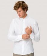 Hakro Herrenhemd NATURAL STRETCH Regular, langarm 130