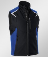 Kübler Softshell-Weste BODYFORCE 7125