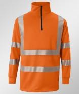 Kübler Zip-Sweatshirt REFLECTIQ - PSA 2 - 5046