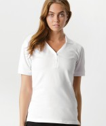 Kustom Kit Damen V-Neck-Polo SOPHIA