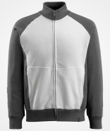 MASCOT® UNIQUE - Amberg Sweatshirt mit Reißverschluss