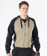 MASCOT® UNIQUE - Wiesbaden Kapuzensweatshirt mit Reißverschluss