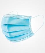 Medizinischer Mund- Nasenschutz, 3-lagig