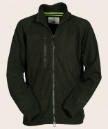 Payperwear Herren Security Fleece Jacke NORWAY