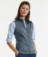 Russell Damen Softshell-Weste SMART