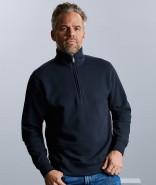 Russell Herren 1/4-Zip Sweatshirt AUTHENTIC