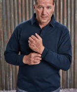 Russell Herren Polo-Sweatshirt WORKWEAR
