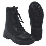 Security Outdoor-Stiefel, schwarz