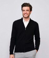 SOLs Herren Zip-Strickcardigan GORDON
