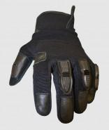 Tactical Gloves Leder/Aramid (Schnittschutz) - AUSLAUFARTIKEL