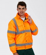 uneek Safety Blouson HIGH VISIBILTY